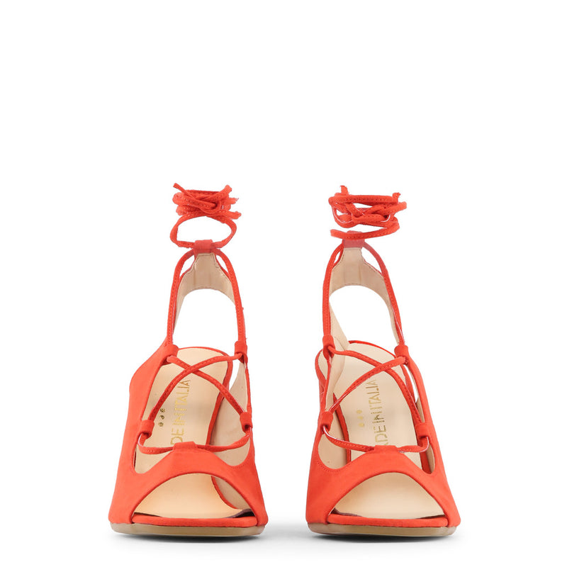 Made-in-Italia-Sandals-red-front-view-jpeg