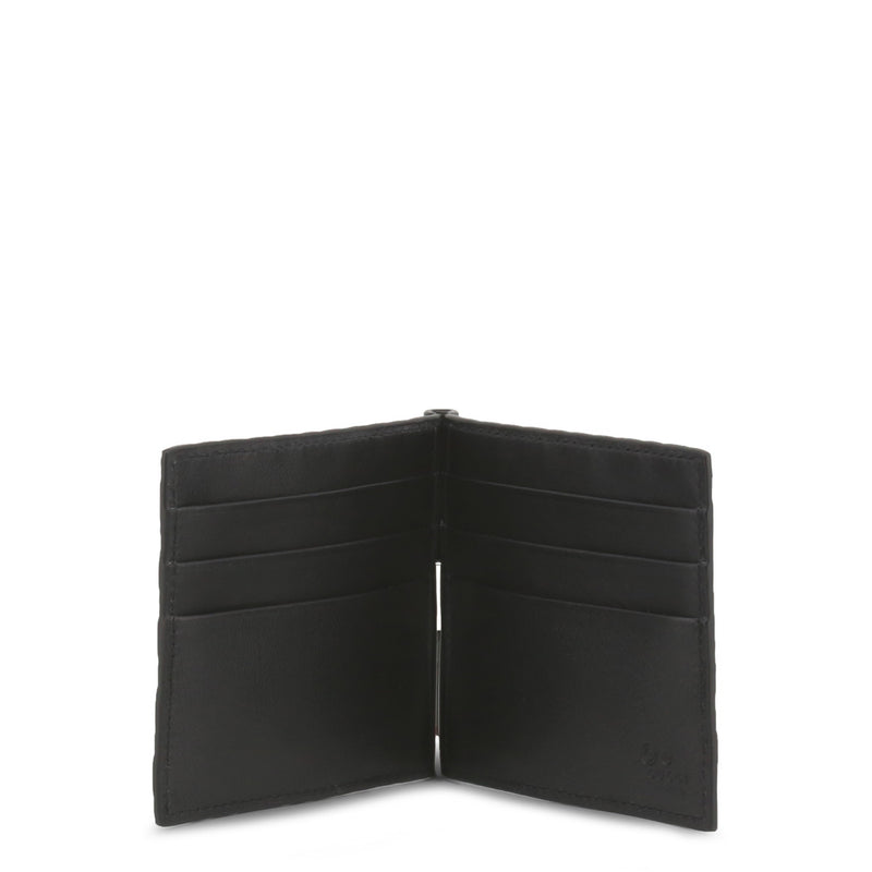 Gucci - Black Wallet - Tydløs