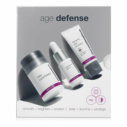Dermalogica - AGE Defense Kit - starterskit huidveroudering - Beauty Junkies Store