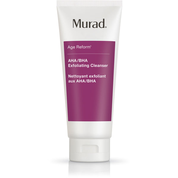 AHA/BHA Exfoliating Cleanser - Dr Murad - Beauty Junkies Store