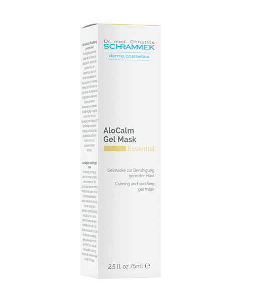 Dr Schrammek - Alocalm Gel Mask - Beauty Junkies Store