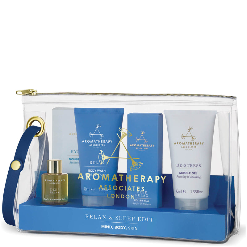 Relax and Sleep Edit - Aromatherapy Associates - Beauty Junkies Store