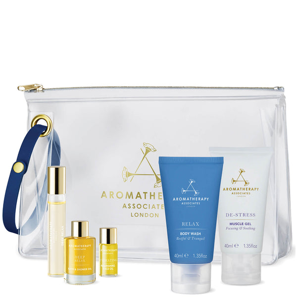 Aromatherapy Associates - Relax and Sleep Edit - Beauty Junkies Store