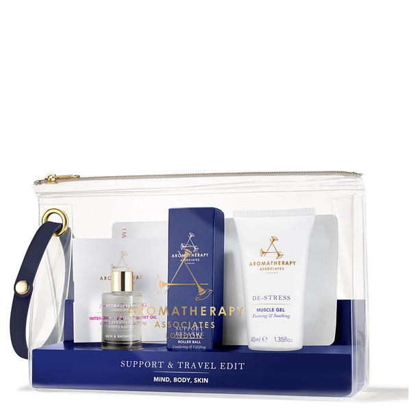 Aromatherapy Associates Support & Travel Edit - Beauty Junkies Store
