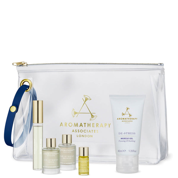 Aromatherapy Associates -  D-Stress Edit - Beauty Junkies Store