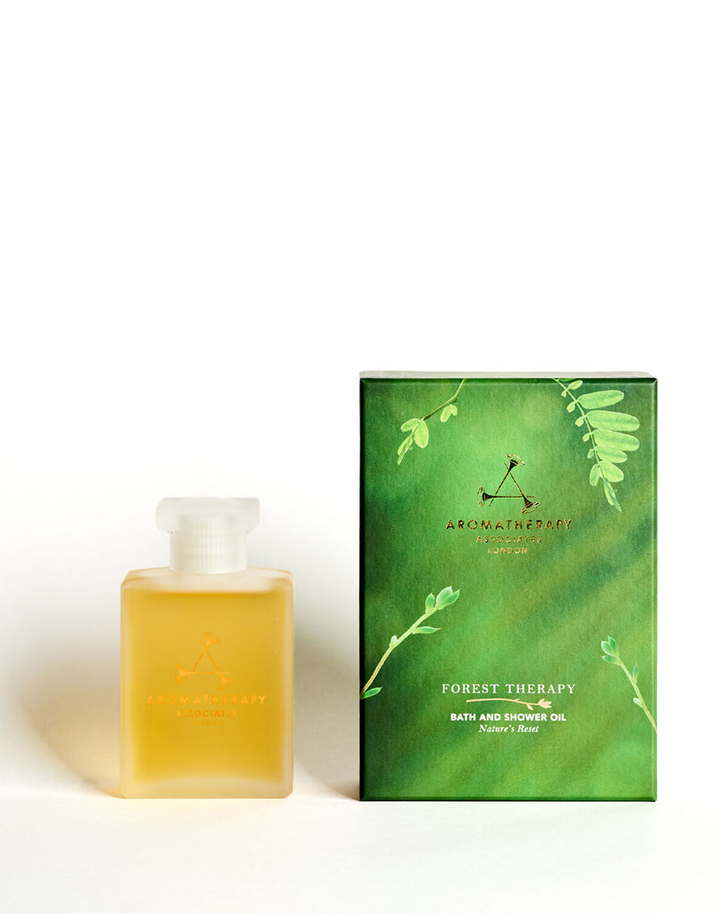 Aromatherapy Associates - Forest Therapy Bath & Shower Oil - Beauty Junkies Store