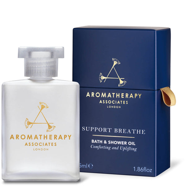 Aromatherapy Associates - Support Breathe Bath & Shower Oil - Beauty Junkies Store