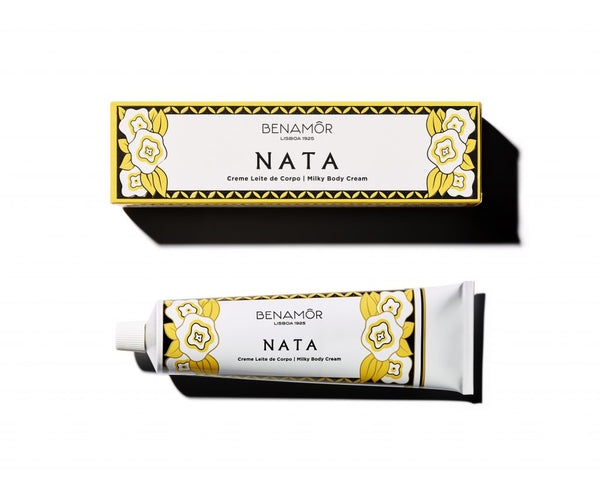 Nata Milky Body Cream - Benamôr - Beauty Junkies Store