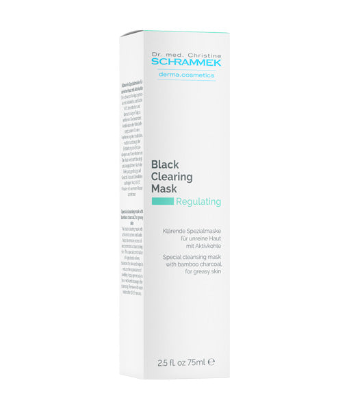 Dr Schrammek - Black Clearing Mask - Reinigende masker - Beauty Junkies Store