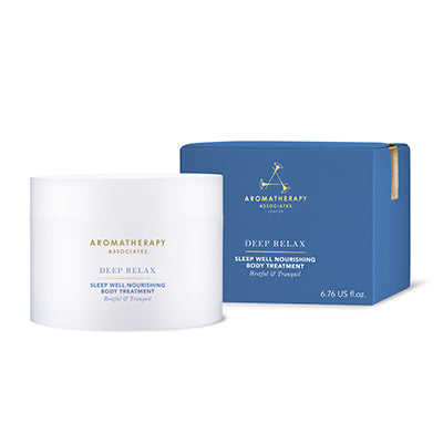Aromatherapy Associates - Deep Relax Sleep Well Nourishing Body Treatment - Beauty Junkies Store