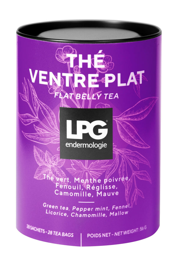 LPG Endermologie - Flat Belly Tea met mok cadeauverpakking - Beauty Junkies Store