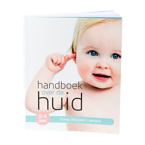 Drs Leenarts - Handboek over de huid 0-4 jaar - Alles over kinderhuid - Beauty Junkies Store