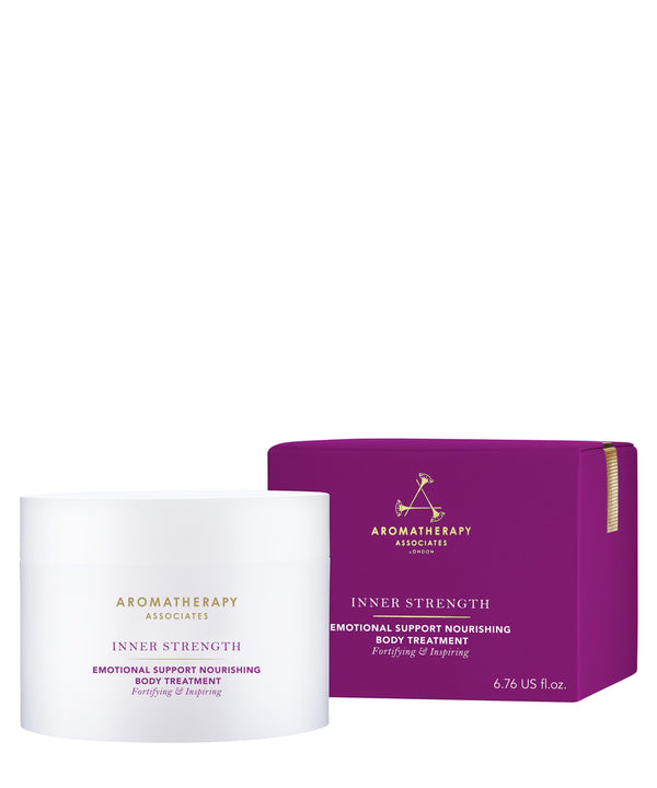 Aromatherapy Associates - Inner Strength Emotional Support Nourishing Body - Beauty Junkies Store