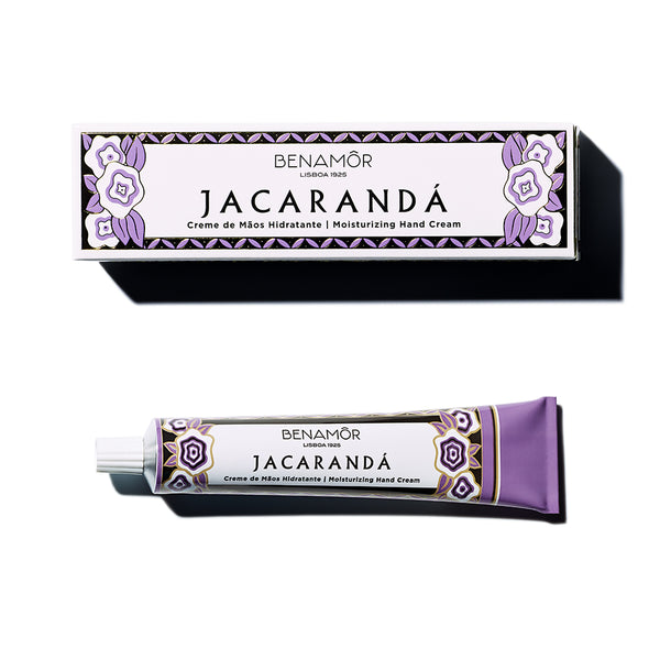 Jacaranda Moisturizing Hand Cream - Benamôr - Beauty Junkies Store