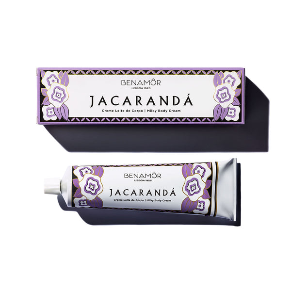 Jacaranda Milky Body Cream - Benamôr - Beauty Junkies Store