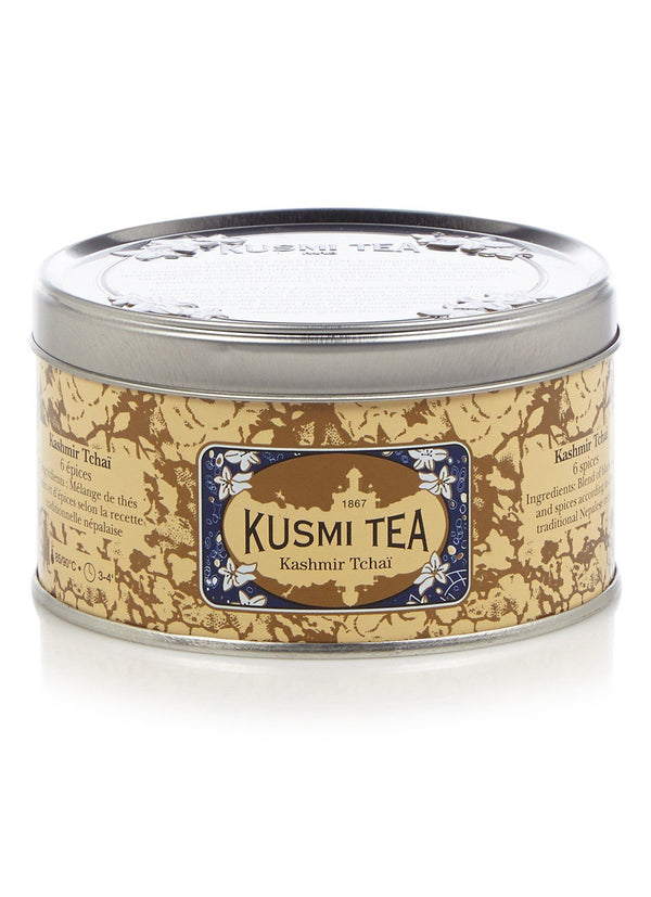 Kusmi Tea - Kashmir Tchaï - Losse Thee - Beauty Junkies Store