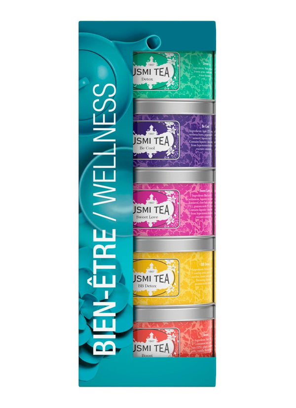 Kusmi tea Wellness - Beauty Junkies Store
