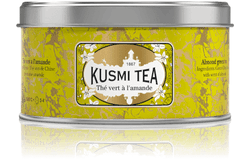 Kusmi Tea - Almond Green - Losse thee - Beauty Junkies Store