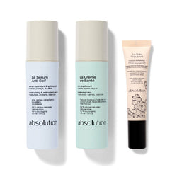 Absolution Cosmetics - Le Trio Hydratation Intense - Beauty Junkies Store