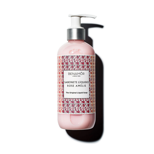 Benamôr - Rose Amélie The Original Liquid Soap - Beauty Junkies Store