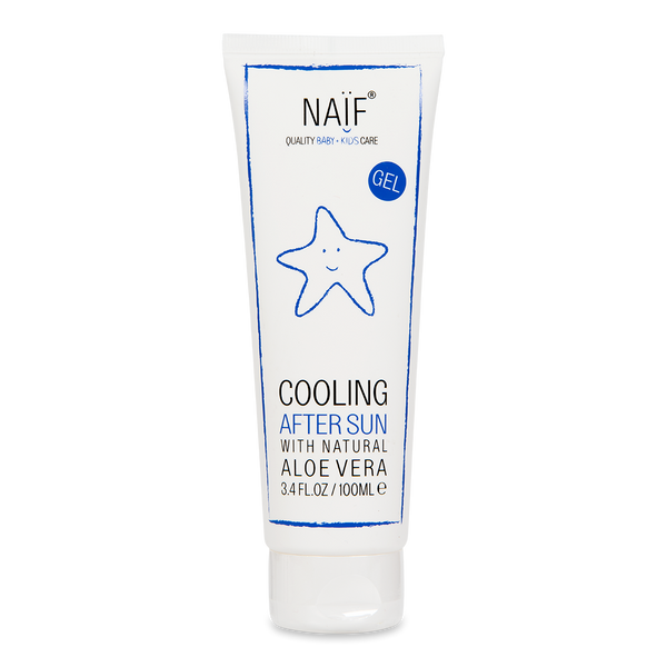 Naïf - Cooling After Sun - Kalmeert en verkoelt - Beauty Junkies Store