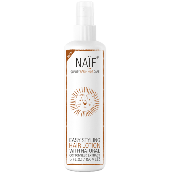 Naïf - Easy Styling Hair Lotion -  Anti-klit haarlotion - Beauty Junkies Store