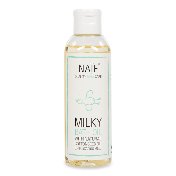 Milky Bath Oil - Naïf - Beauty Junkies Store
