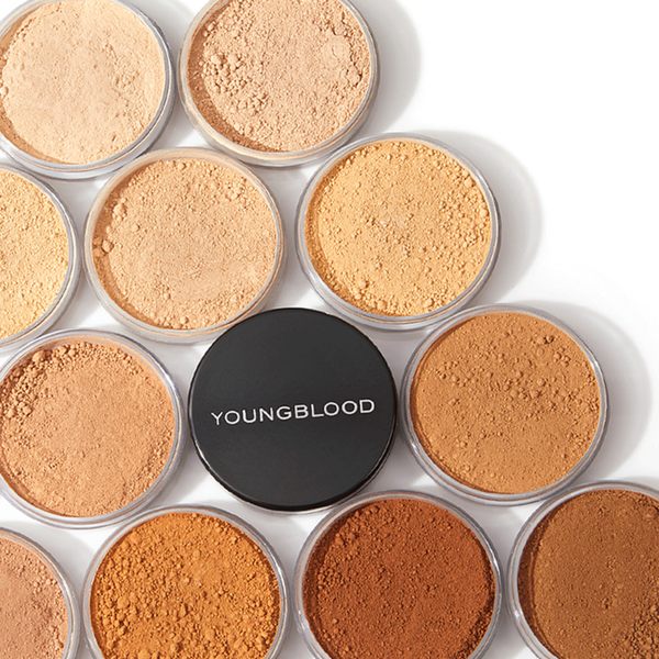 Natural Loose Mineral Foundation - Youngblood - Beauty Junkies Store
