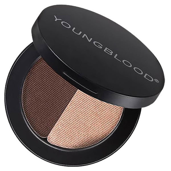 Youngblood - Perfect Pair Mineral Eyeshadow Duo 'Charismatic' - Minerale oogschaduw - Twee kleuren die perfect samen gaan - Rijk gepigmenteerd - Beauty Junkies Store