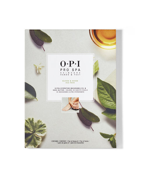 OPI -Pro Spa Moisturizing Gloves -  Voedende Handschoenen - Beauty Junkies Store
