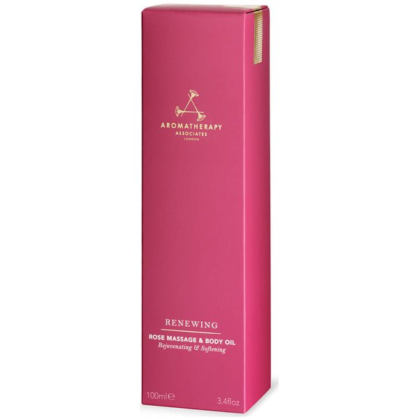 Renewing Rose Body Oil - Aromatherapy Associates - Beauty Junkies Store
