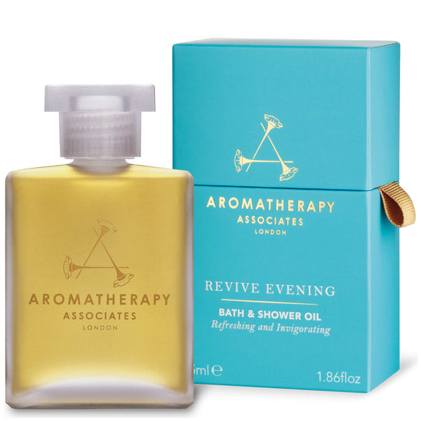 Revive Evening Bath & Shower Oil - Aromatherapy Associates - Beauty Junkies Store