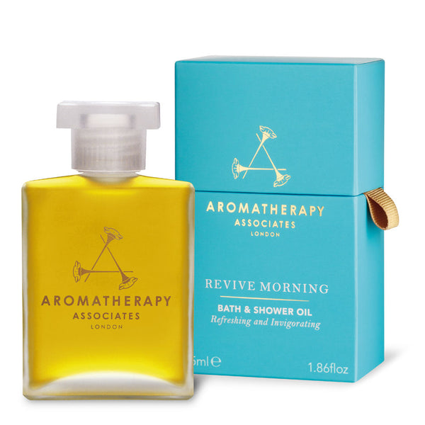 Revive Morning Bath & Shower Oil - Aromatherapy Associates - Beauty Junkies Store