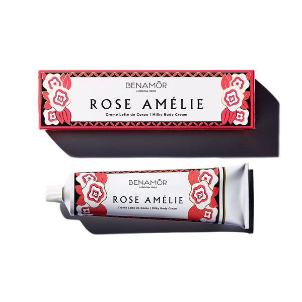 Rose Amélie Milky Body Cream - Benamôr - Beauty Junkies Store