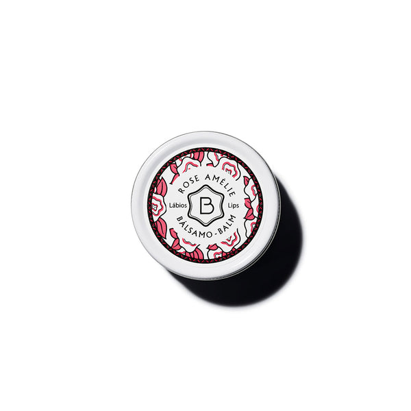 Rose Amélie Lip Balm - Benamôr - Beauty Junkies Store