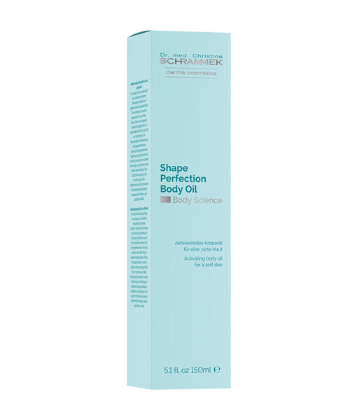 Dr Schrammek - Shape Perfection Body Oil - Lichaamsolie - Beauty Junkies Store