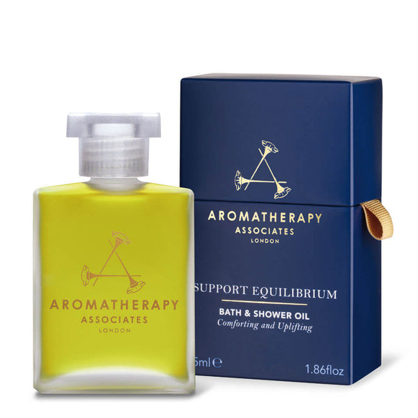 Support Equilibrium Bath & Shower Oil - Aromatherapy Associates - Beauty Junkies Store