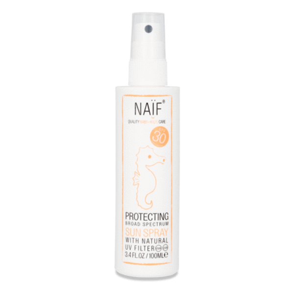 Zonnebrand spray SPF30 - Naïf - Beauty Junkies Store