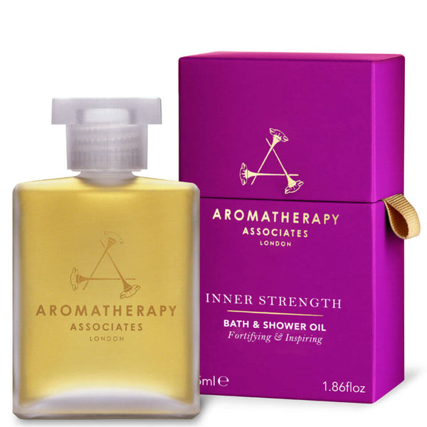 Inner Strength Bath & Shower Oil - Aromatherapy Associates - Beauty Junkies Store