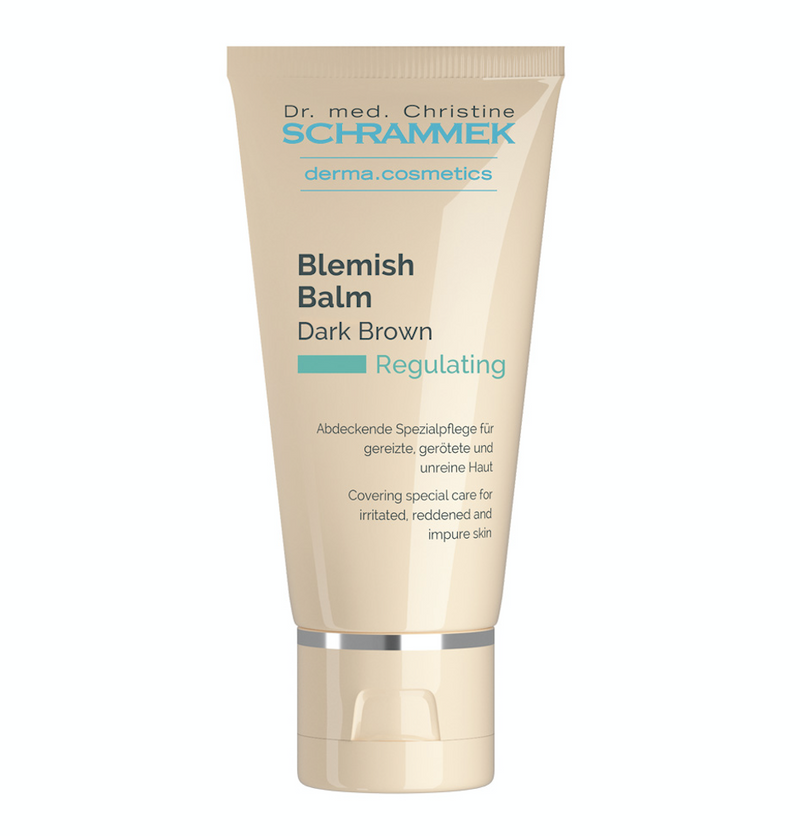 Dr Schrammek - Blemish Balm Dark Brown - Beauty Junkies Store