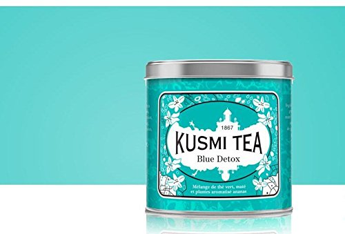 Kusmi Tea -  Bleu Detox (losse thee) - Beauty Junkies Store
