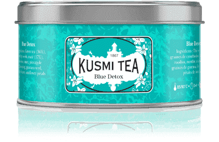 Kusmi Tea -  Bleu Detox - Losse thee - Beauty Junkies Store