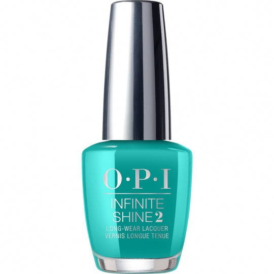 OPI Infinite Shine - Dance party 'Teal Dawn - Nagellak met Geleffect - Beauty Junkies Store