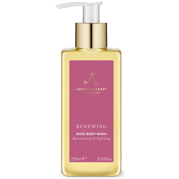Renewing Rose Body Wash -  Aromatherapy Associates - Beauty Junkies Store