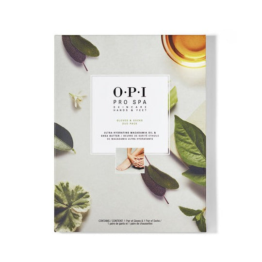 OPI - Pro Spa Moisturizing Gloves & Socks -  Voedende Handschoenen en Sokken - Beauty Junkies Store