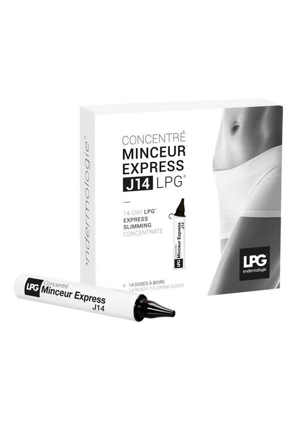 LPG Endermologie - 14-Day LPG Express Slimming Concentrate Afslankconcentraat - Beauty Junkies Store