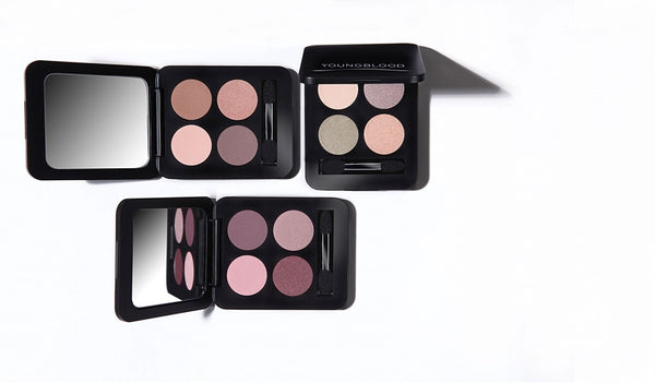 Youngblood - Pressed Eyeshadow Quad - Beauty Junkies Store