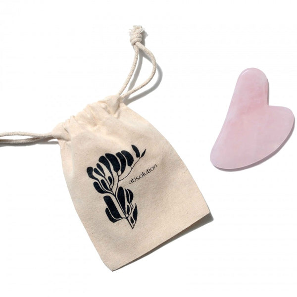 Absolution Cosmetics - Le Gua Sha - Huidverzorgingstool - Beauty Junkies Store