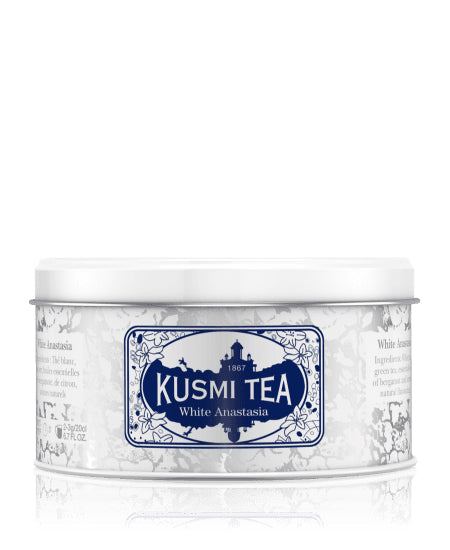 Kusmi tea - White Anastasia losse thee - Beauty Junkies Store