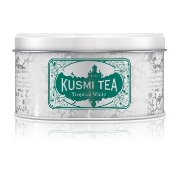 Kusmi Tea - Tropical White - Losse thee 125 gram - Beauty Junkies Store